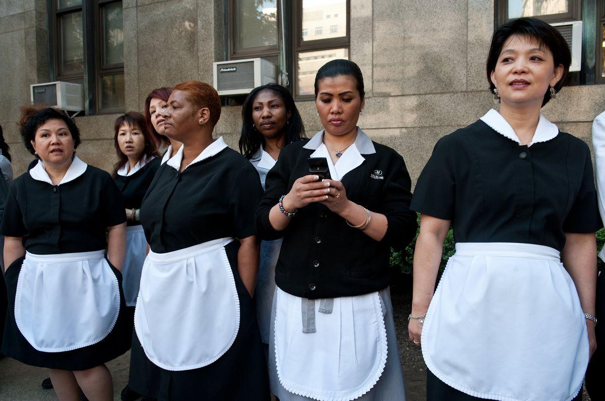 Immigrant maids