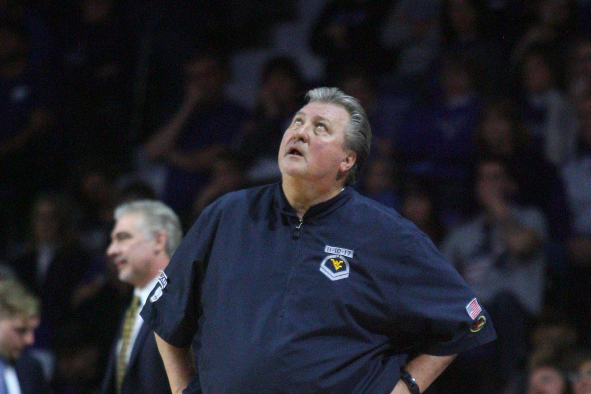 NCAA Basketball: West Virginia at Kansas State