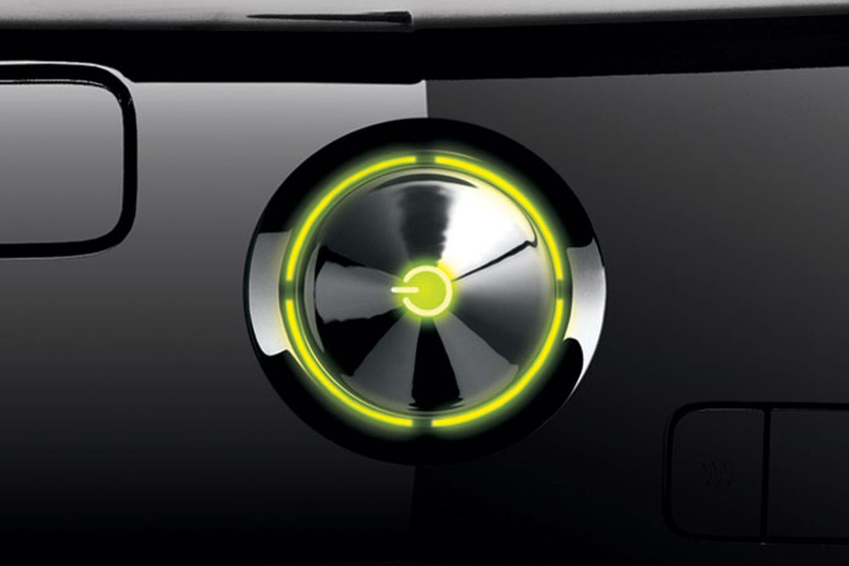 Xbox 360's system was just updated for the first time in two