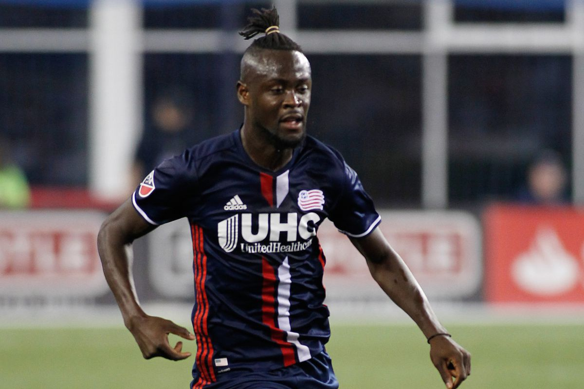 Sierra Leone international Kei Kamara was traded from Columbus Crew earlier this season