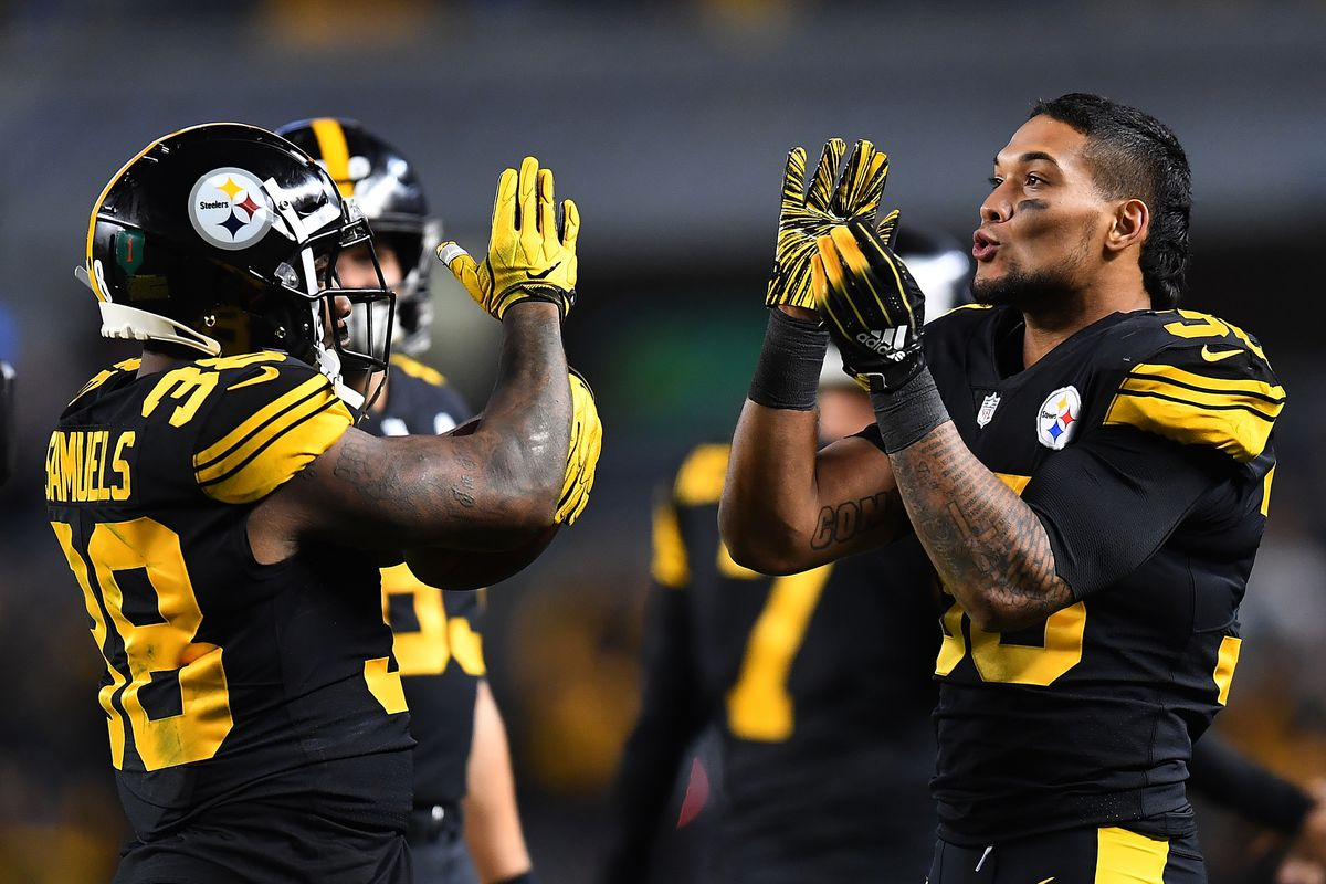 43fc31b06c6 Steelers Burning Questions: Will they have a RB By Committee ...
