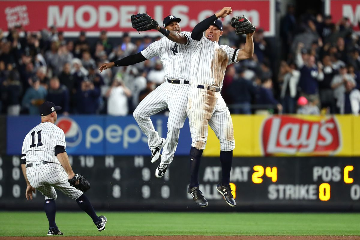The Ahead-of-Schedule Yankees Just Proved That They're Built for October