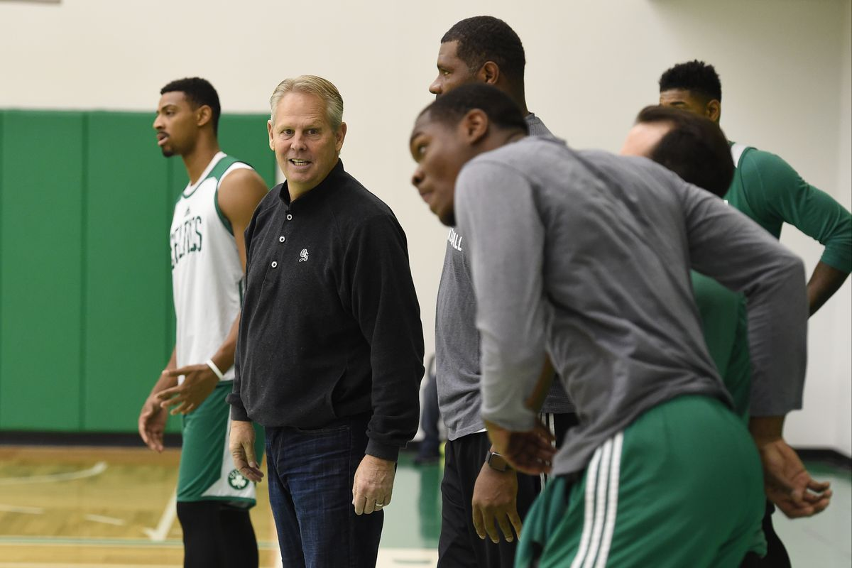 The Celtics And The New Nba Economy Of First Round Picks