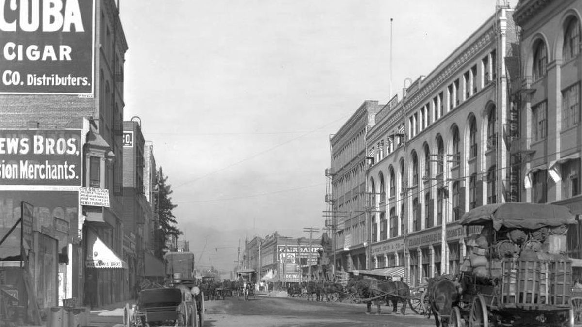 The early history of Los Angeles's Skid Row - Curbed LA on