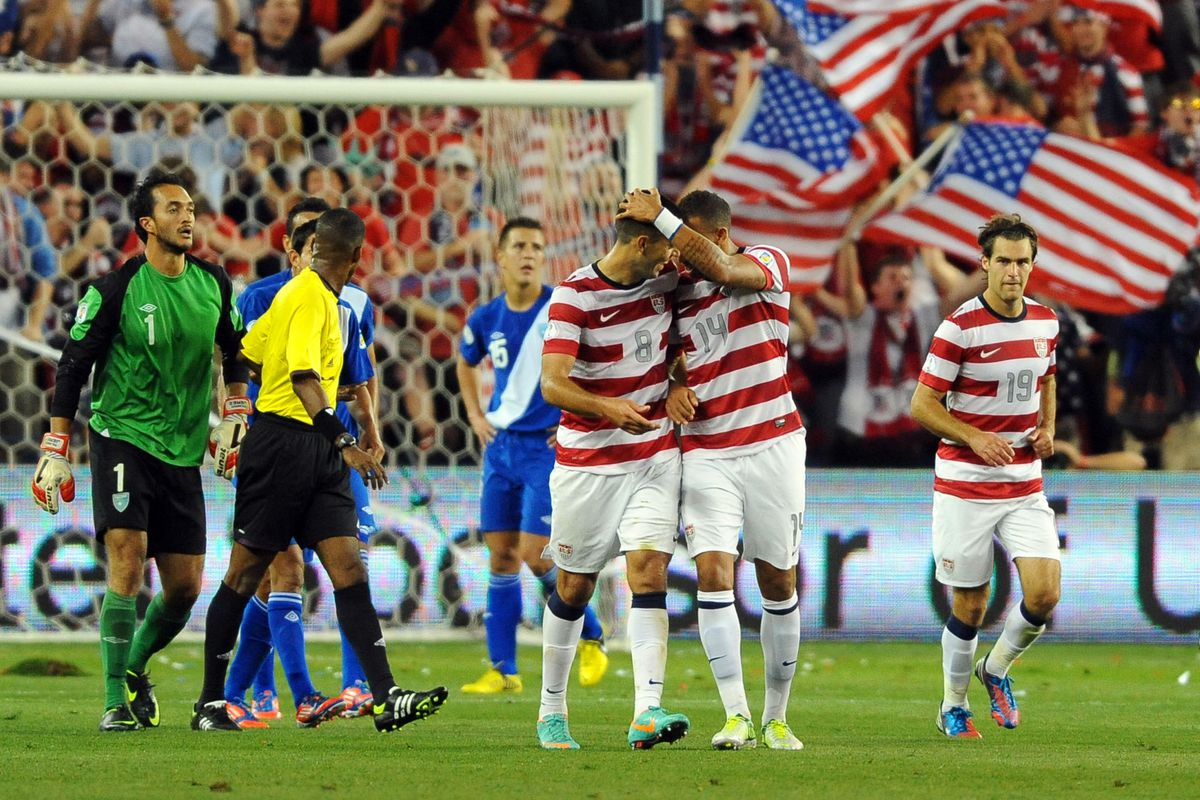 CLINT DEMPSEY IS AMERICA!