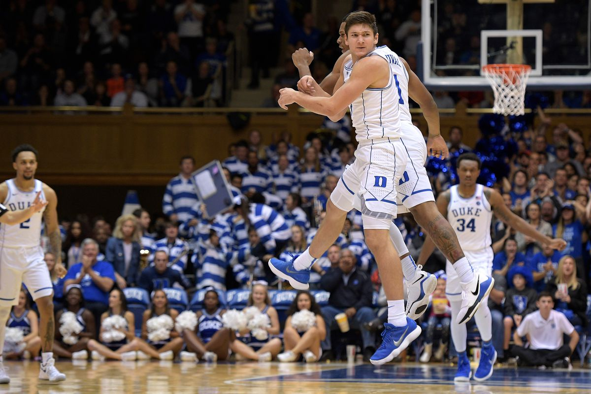 Grayson Allen's 37 points doom Michigan State in loss to Duke