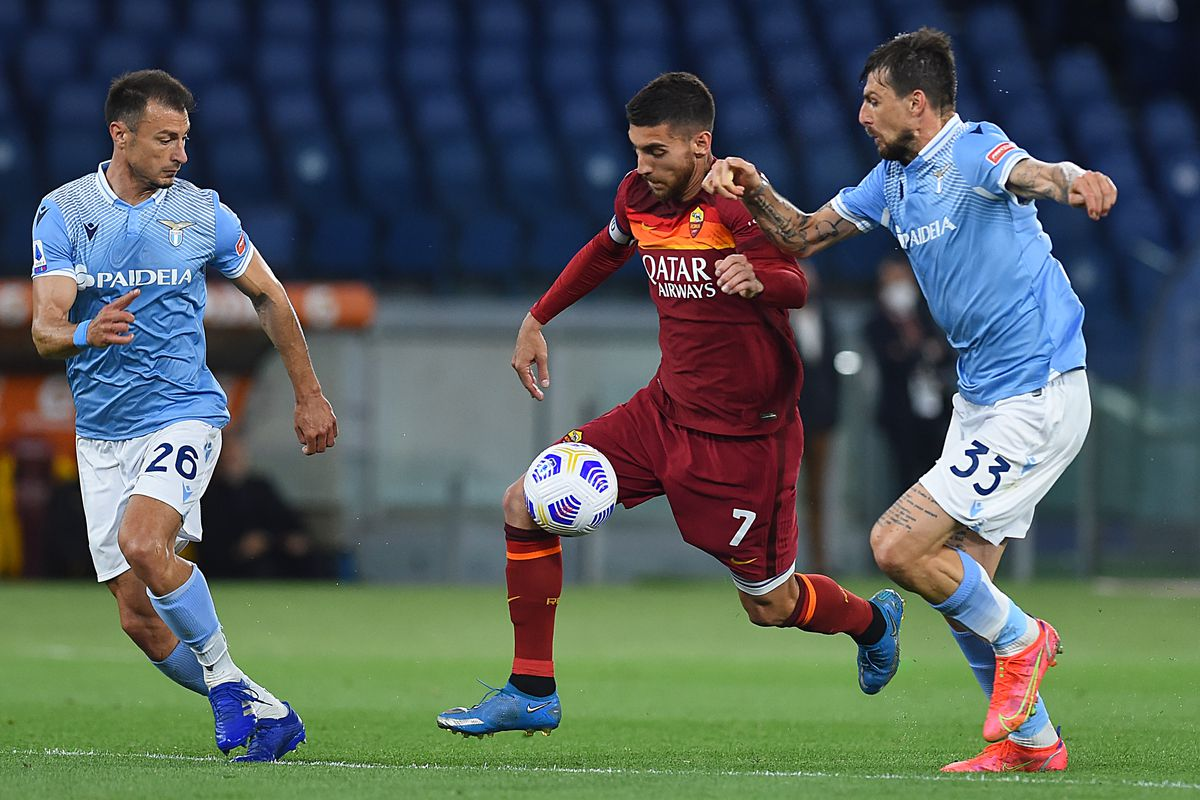 Football Serie A Roma-SS Lazio