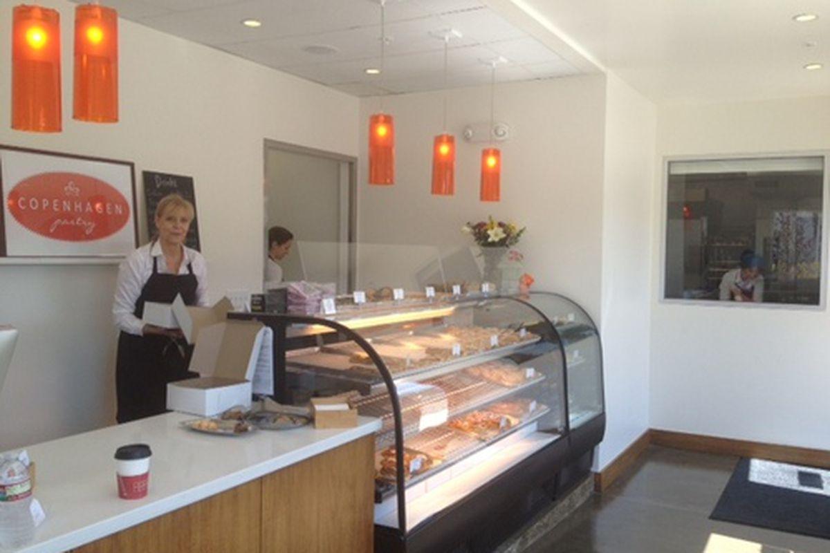Photo: Copenhagen Pastry in Culver City.