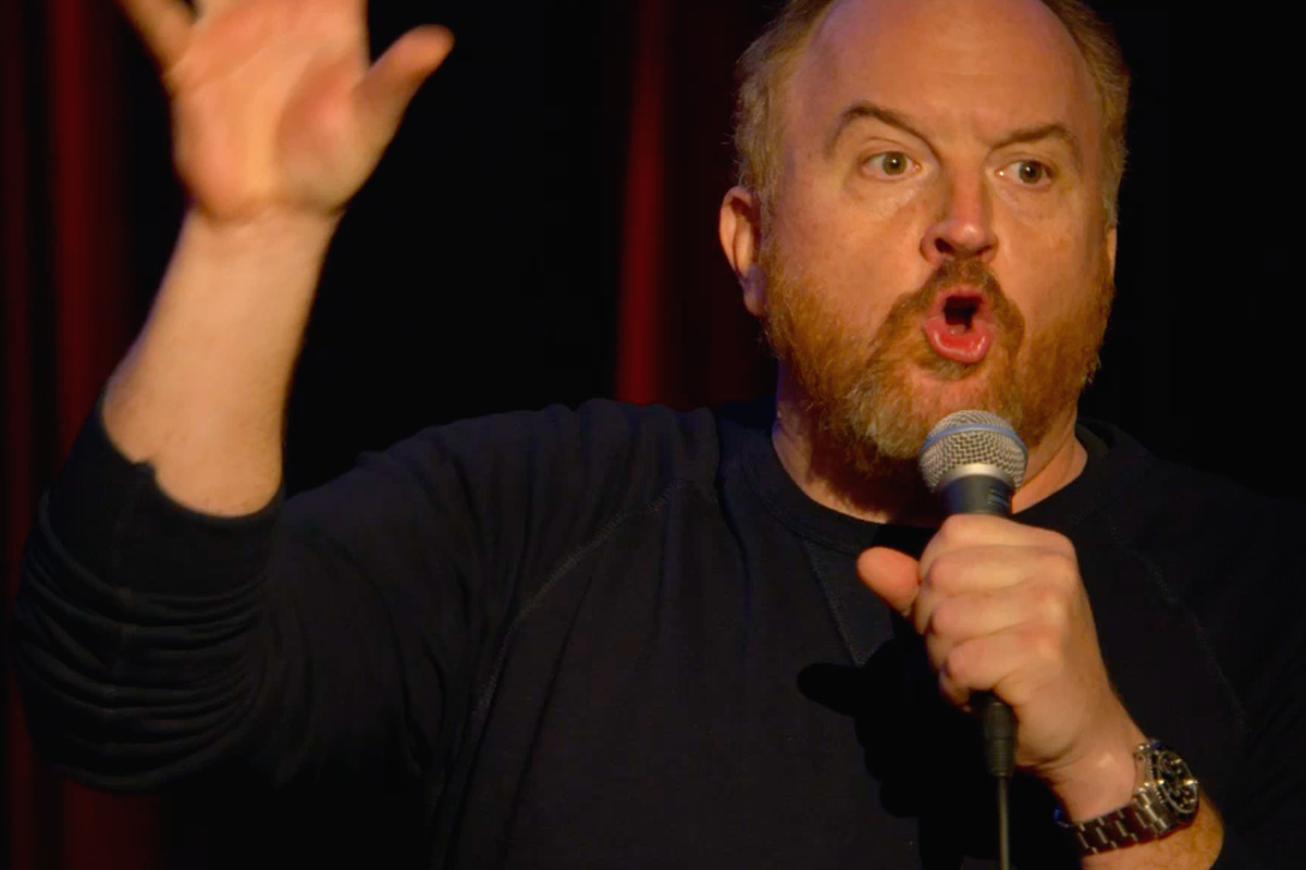 Louis CK's New Straight-to-Fan Special Has No Buzz -- And It's Doing Better Than His First One