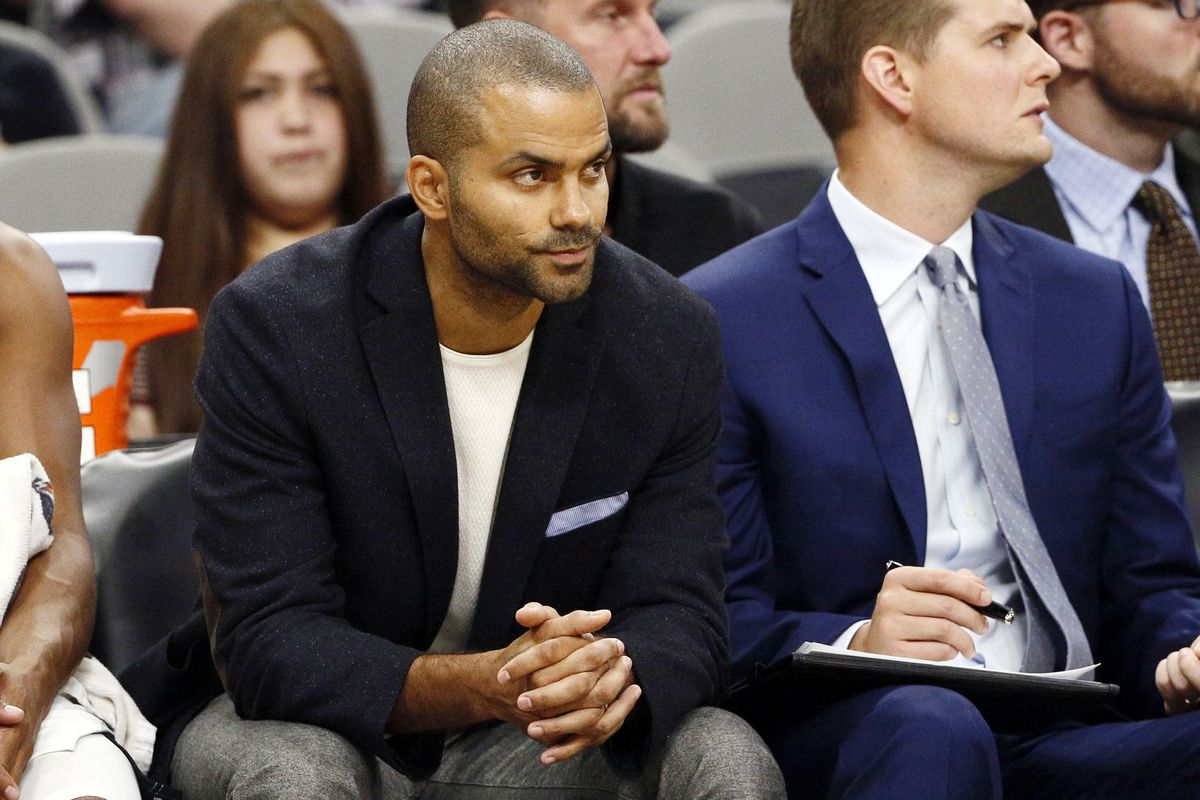 Tony Parker returns to San Antonio after assignment in Austin