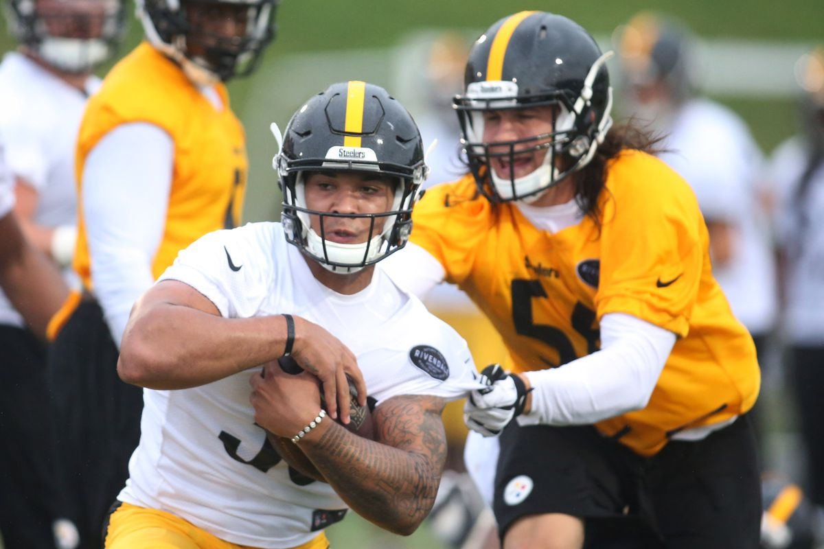 Former Pitt standout James Conner confident in first training camp with Pittsburgh  Steelers 168ca9d8f