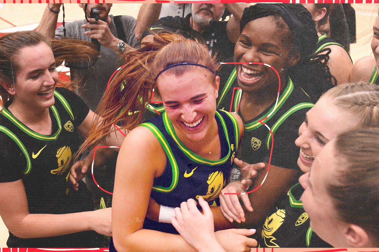 oregon ducks.0 - Sabrina Ionescu's triumph shows how much we gain by embracing women in sports