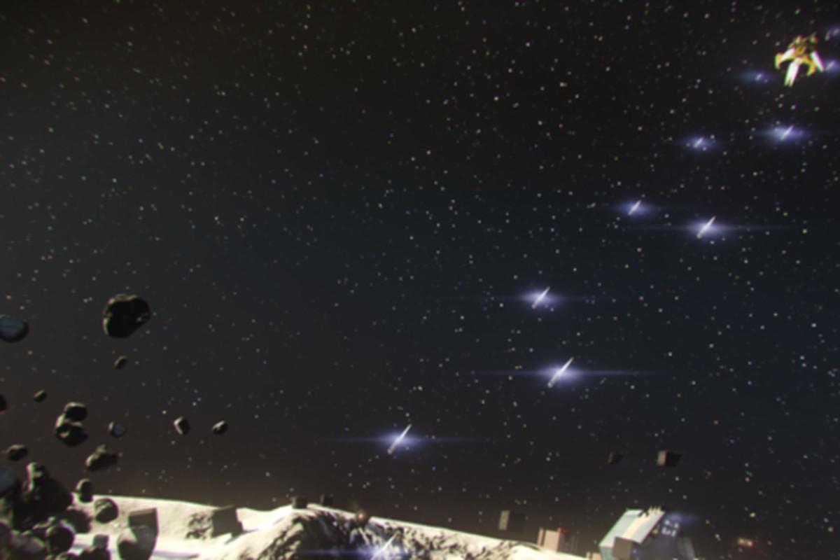 Blackspace Asteroid Mining Game Seeks Kickstarter Funding Polygon
