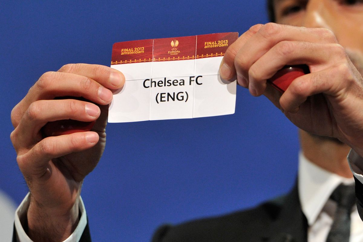 europa league group stage draw preview how to watch who will chelsea get we ain t got no history europa league group stage draw preview