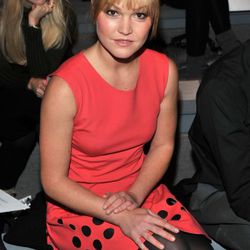 NEW YORK, NY - FEBRUARY 11:  Actress Julia Stiles attends the Cynthia Rowley Fall 2011 fashion show during Mercedes-Benz Fashion Week at The Stage at Lincoln Center on February 11, 2011 in New York City.  (Photo by Stephen Lovekin/Getty Images for IMG) **