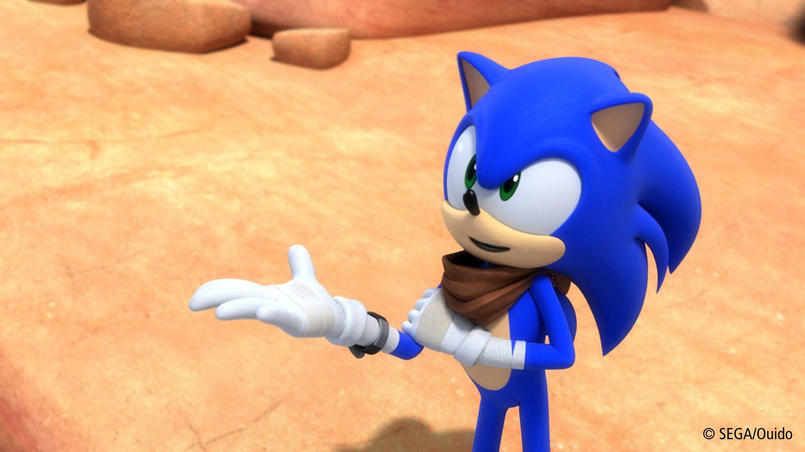 Sega kindly asks that you stop uploading its Sonic Boom TV ...