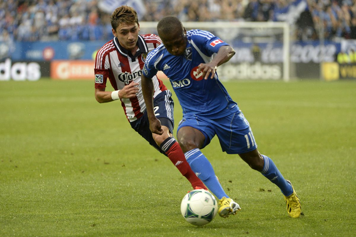Nyassi: Has to sit out a game for diving vs. Chivas