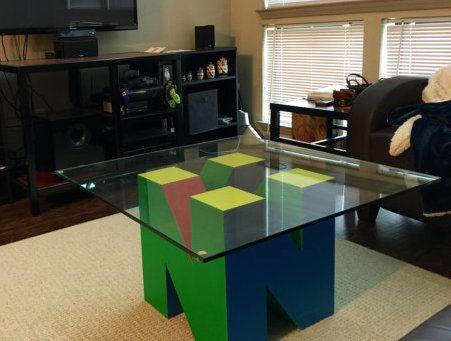 N64 coffee table