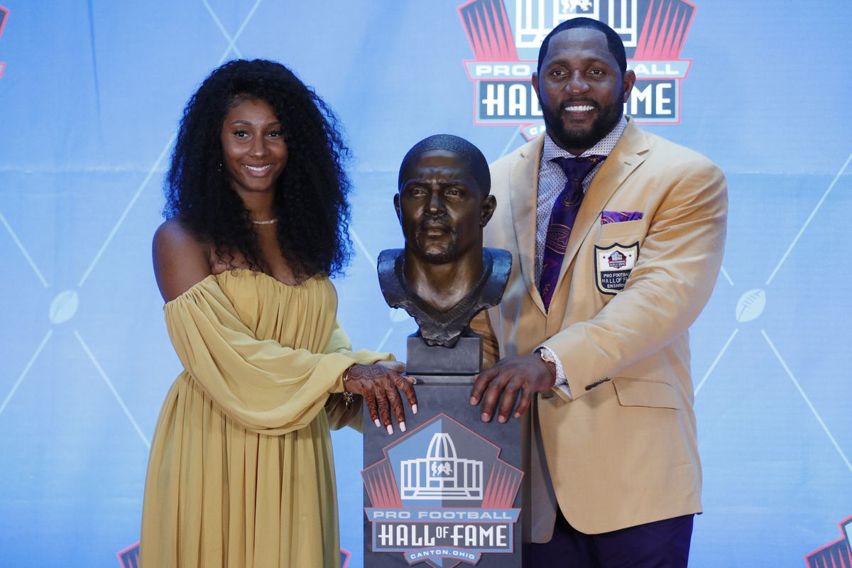 A Recap of Ray Lewis  Hall of Fame Weekend - State of The U f50386e87