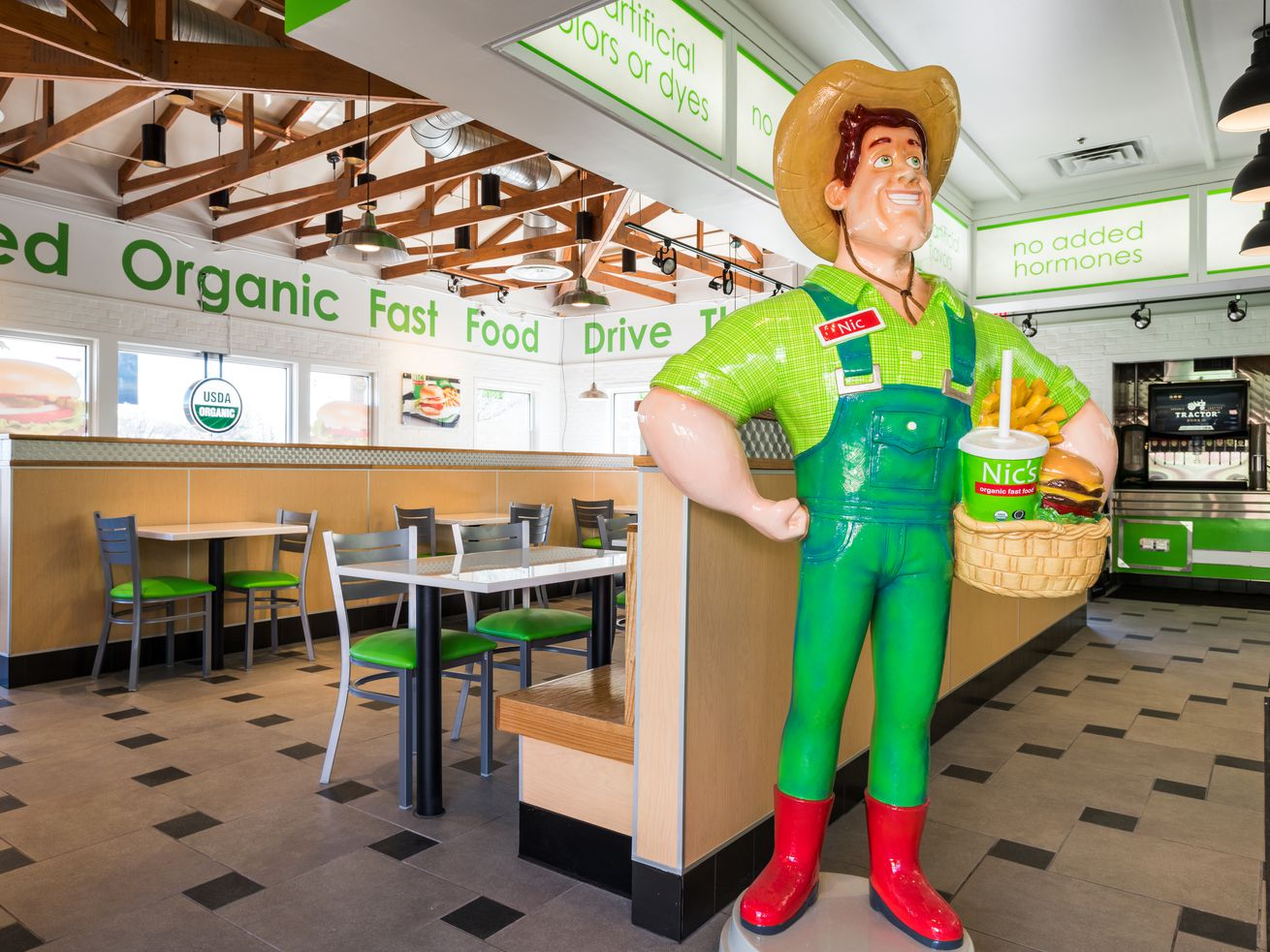 Nic's Organic Fast Food closed all three Chicagoland locations