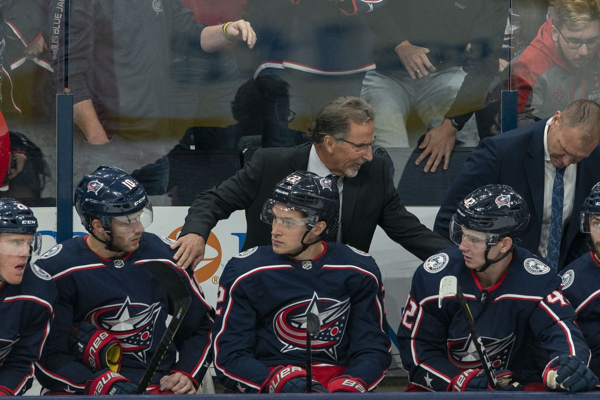 My early-season impressions of the Columbus Blue Jackets