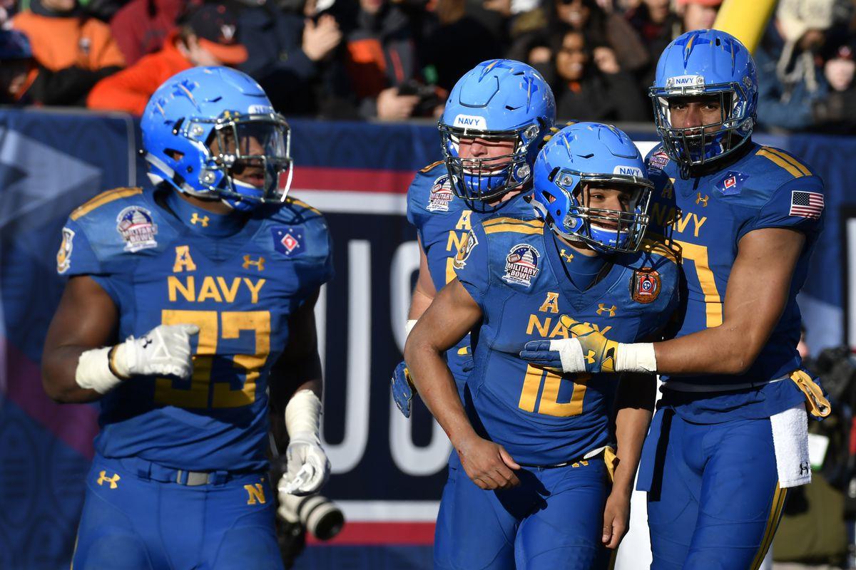 e9e4027c79e77d Cincinnati Bearcats Football Opponent Preview  Navy Midshipmen ...