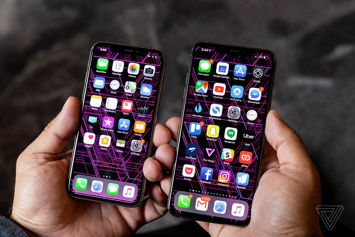 iPhone rumors now claim two OLED models with triple-camera