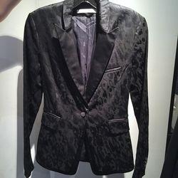 Sample blazer, $125