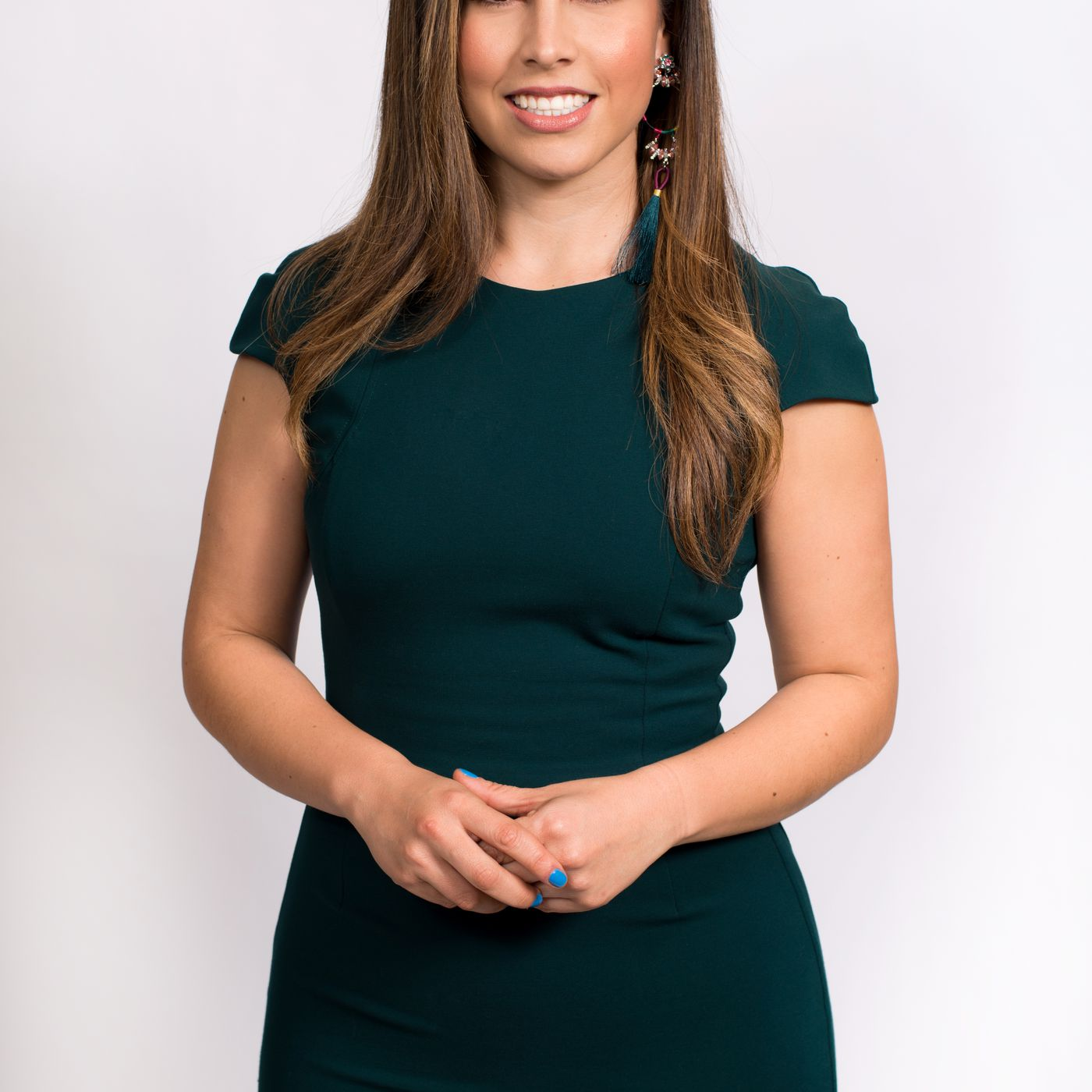 Univision Deportes' Ana Caty Hernández talks about her