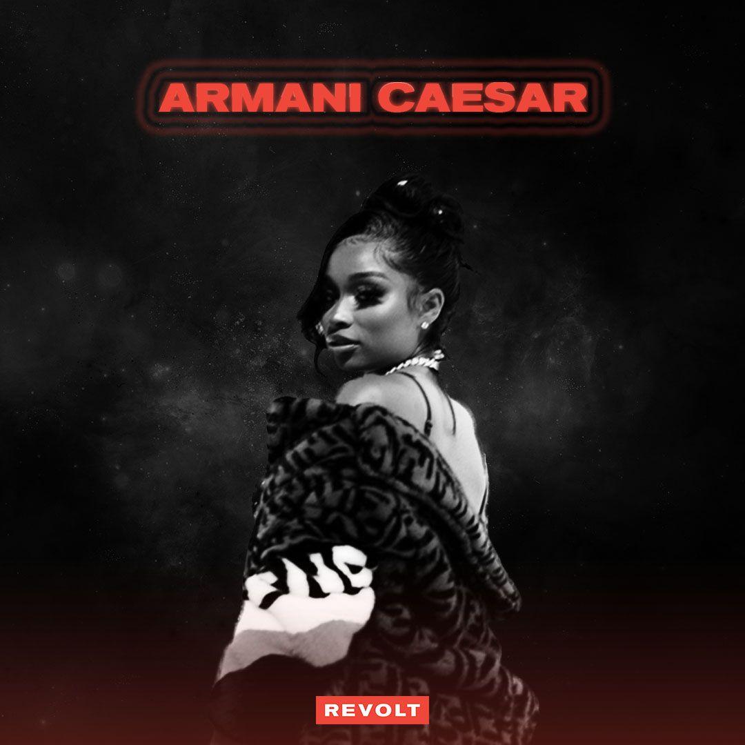 Armani Caesar