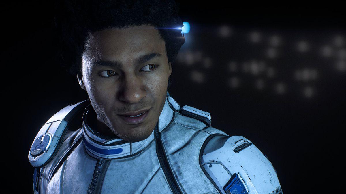 Mass Effect: Andromeda character