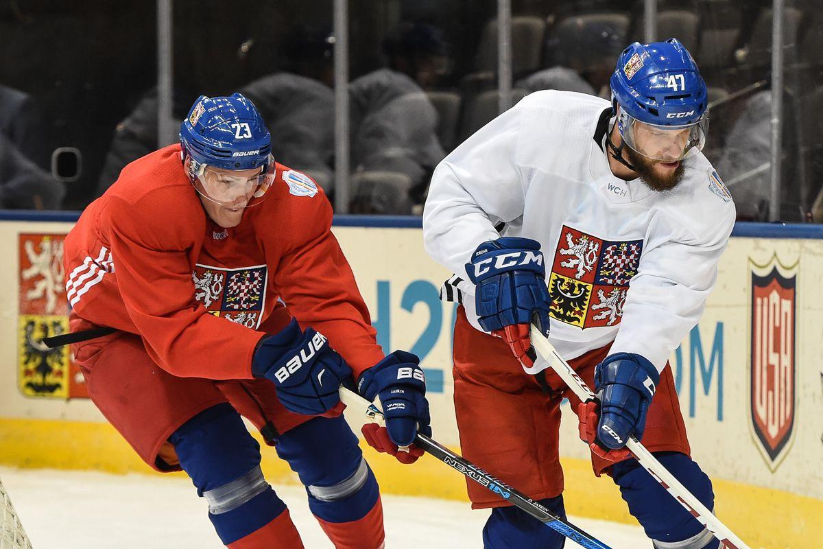 World Cup Of Hockey 2016 - Team Czech Republic Practice
