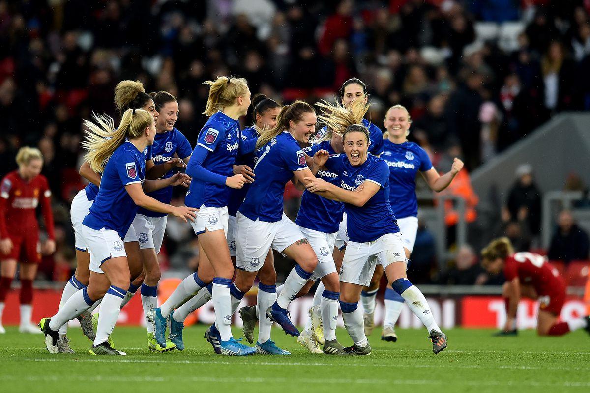Liverpool v Everton - Barclays FA Women's Super League