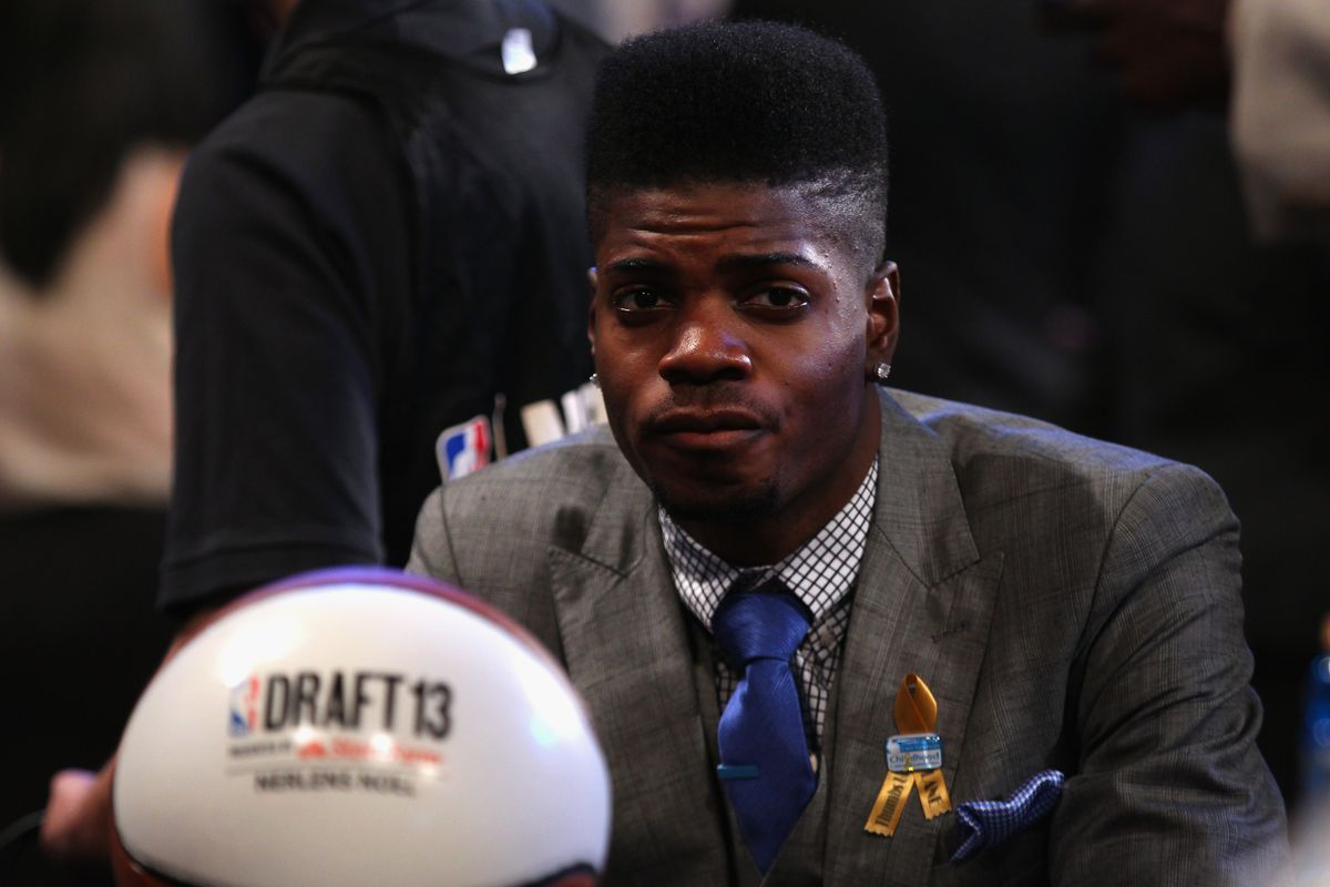 Nerlens Noel will be the Sixers' rep this Tuesday at the draft lottery. But we already know how it's all going down.