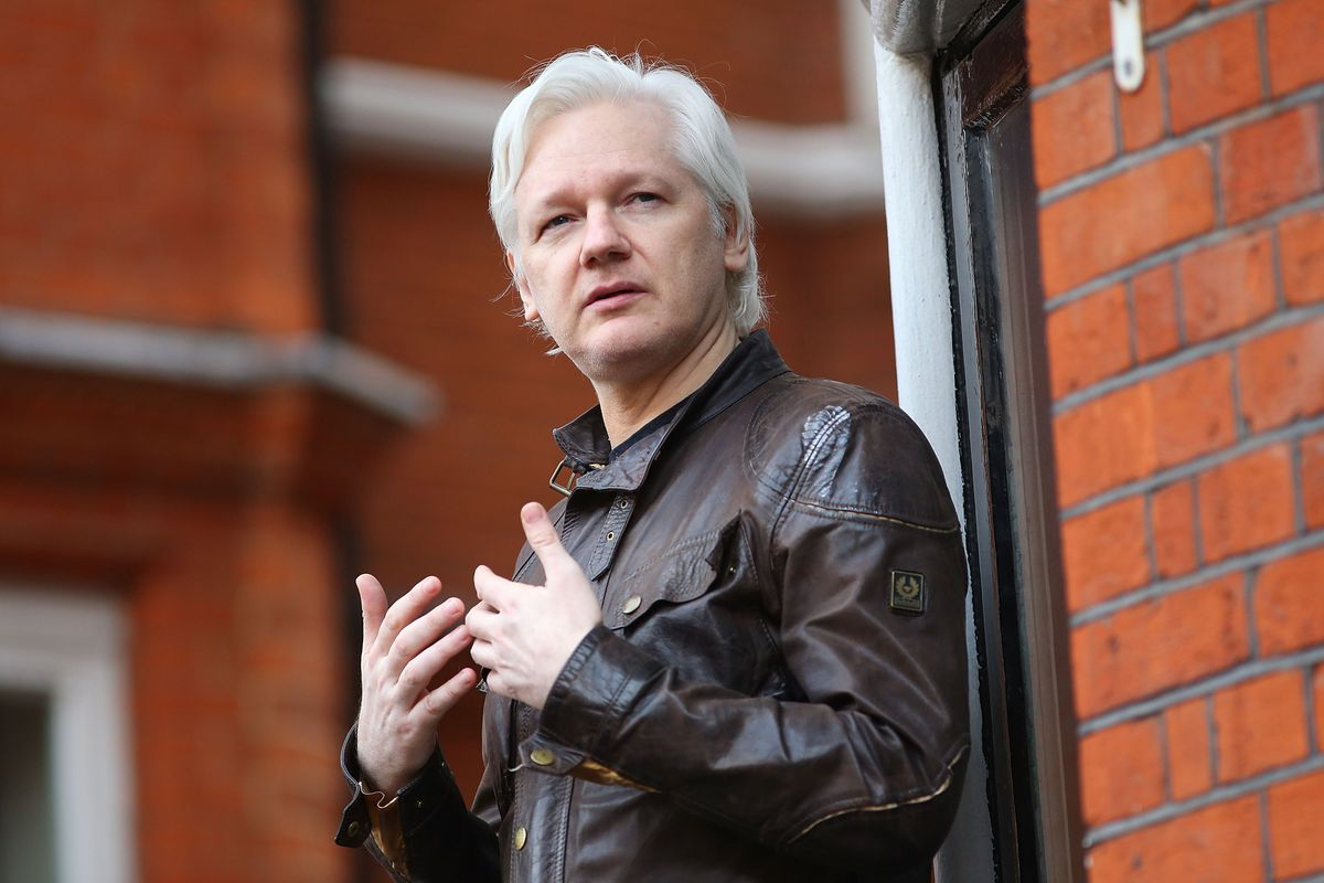 Julian Assange extradition: Britain signs order for extradition to
