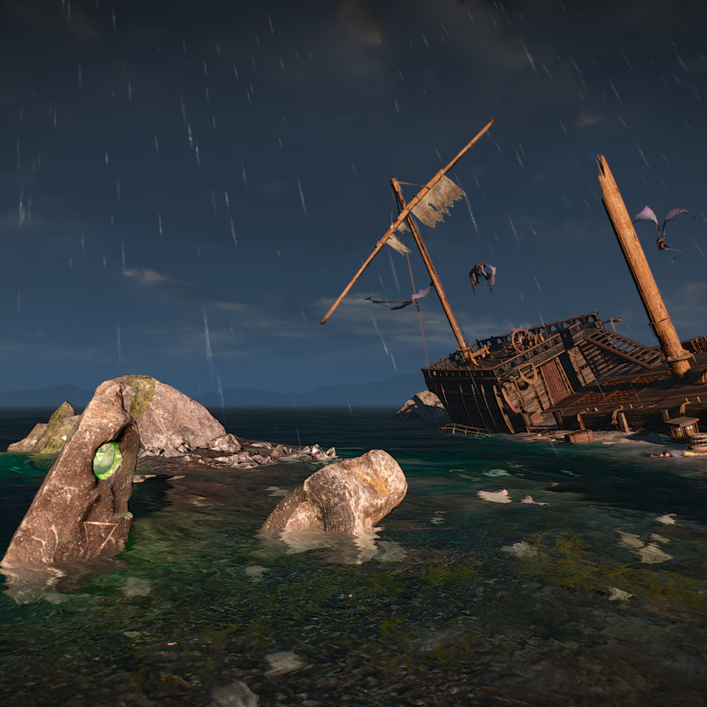 Witcher 3 Skellige Isles Places Of Power Locations Map Polygon