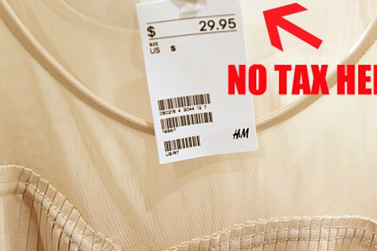 Ny Sales Tax On Clothes And Shoes
