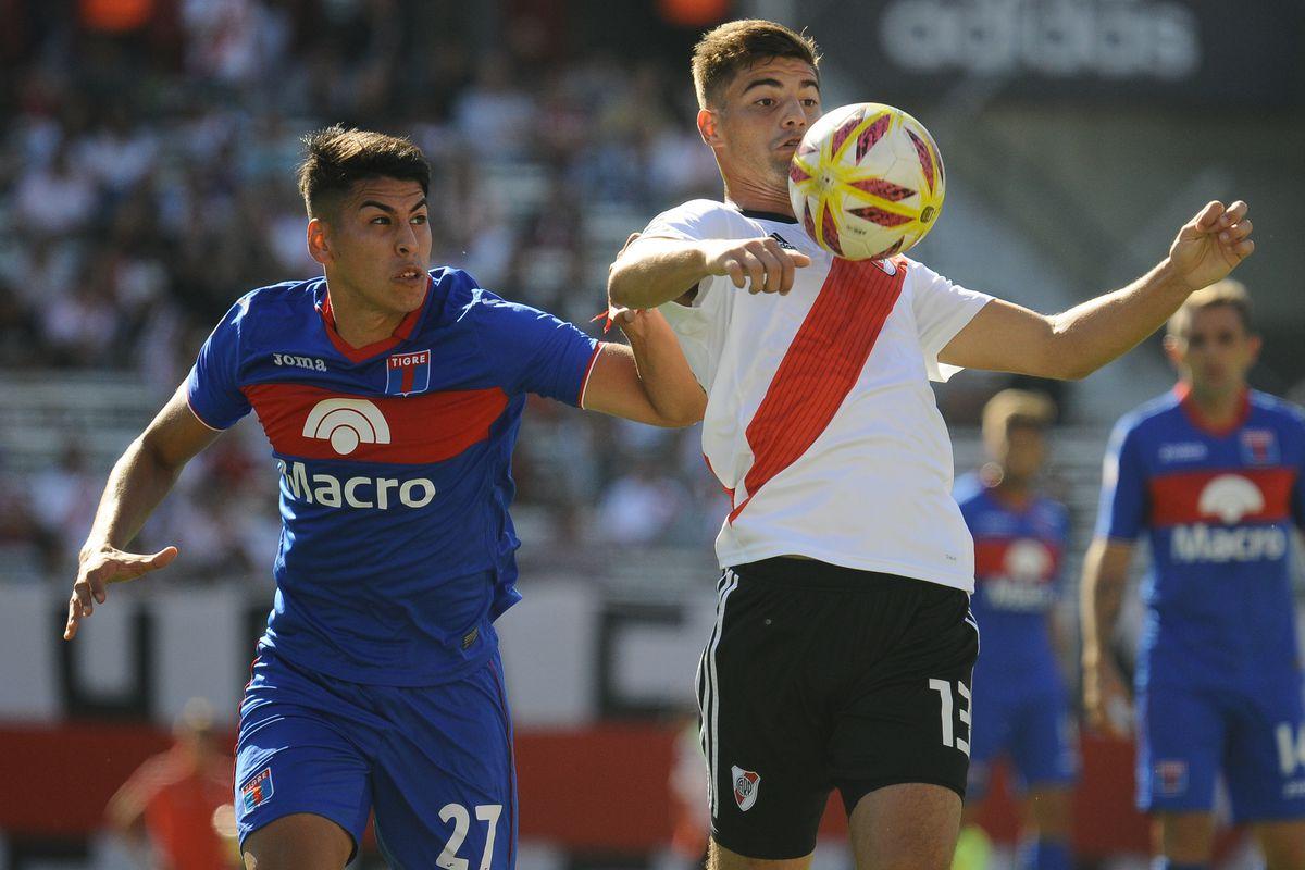 River Plate v Tigre - Superliga 2018/19