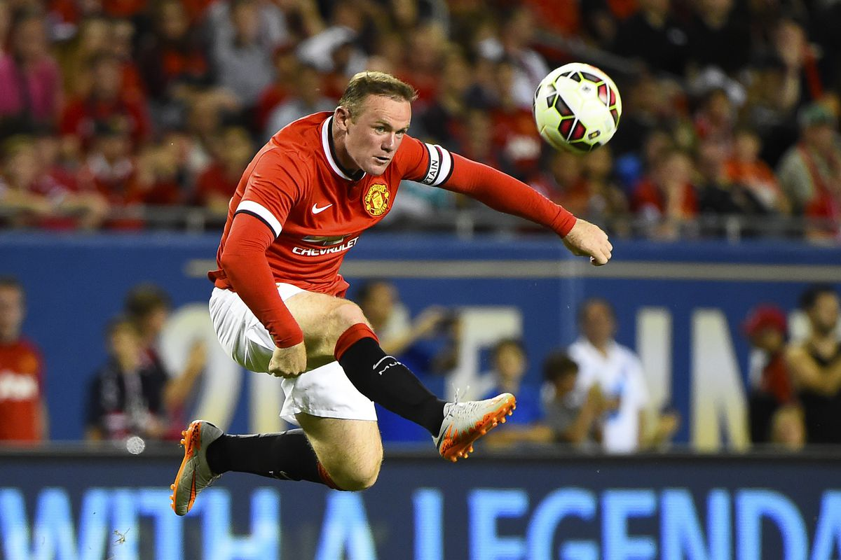 Soccer: International Champions Cup North America-Manchester United at Paris Saint-Germaine