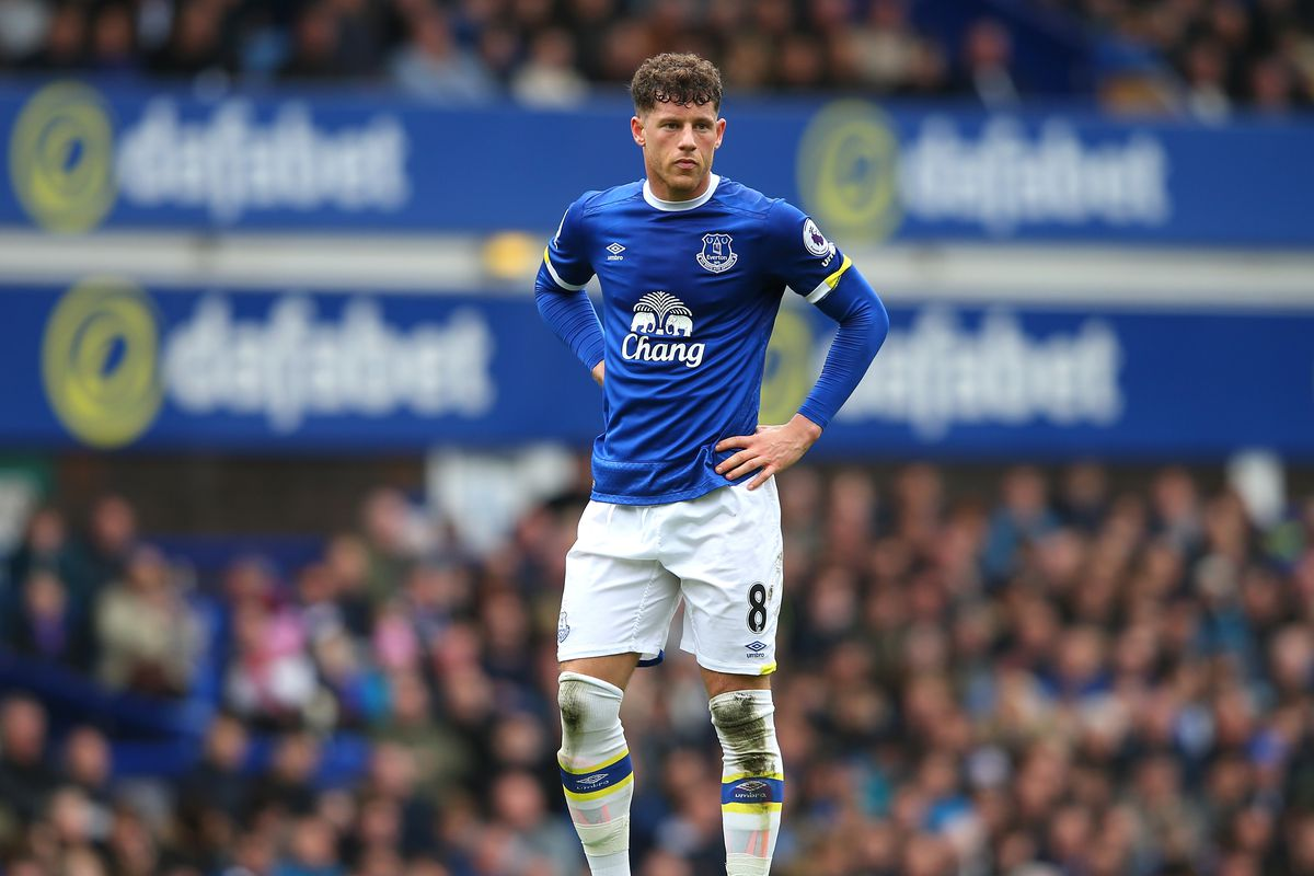 Ross Barkley facing Everton FC exit jeopardy