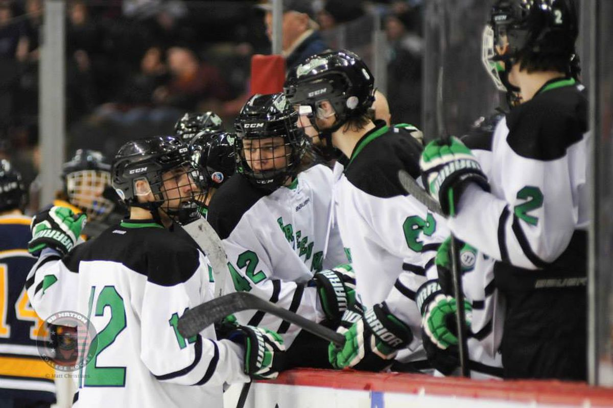 Defending Class A champion East Grand Forks moved on to the 2015 semifinals.