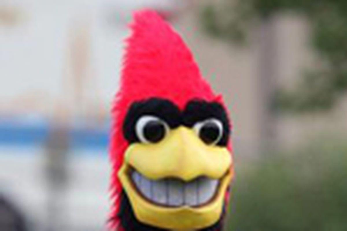 Ball State Mascot