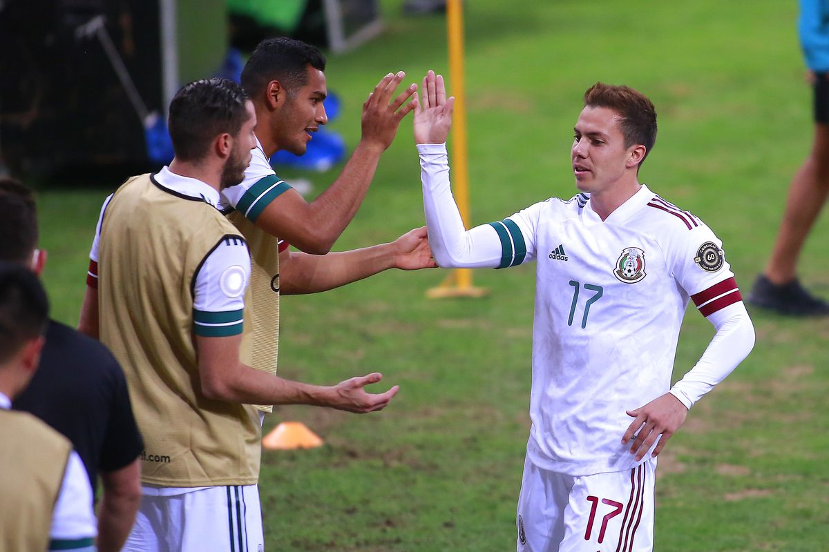 Mexico v Dominican Republic - 2020 Concacaf Men's Olympic Qualifying