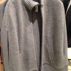Sweater jacket, $144.50