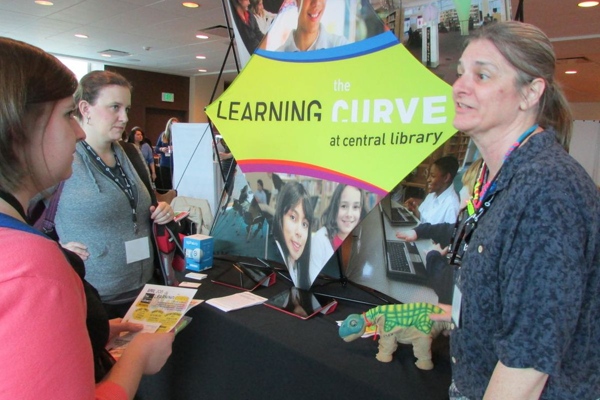After school programs shared their stories at last month's summit.
