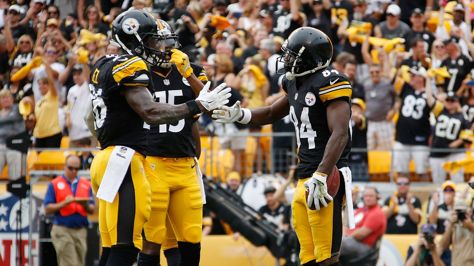 Pittsburgh Steelers Football News Schedule Roster Stats ...