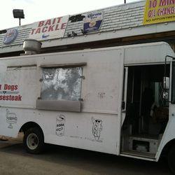 The Fisherman's Dog truck