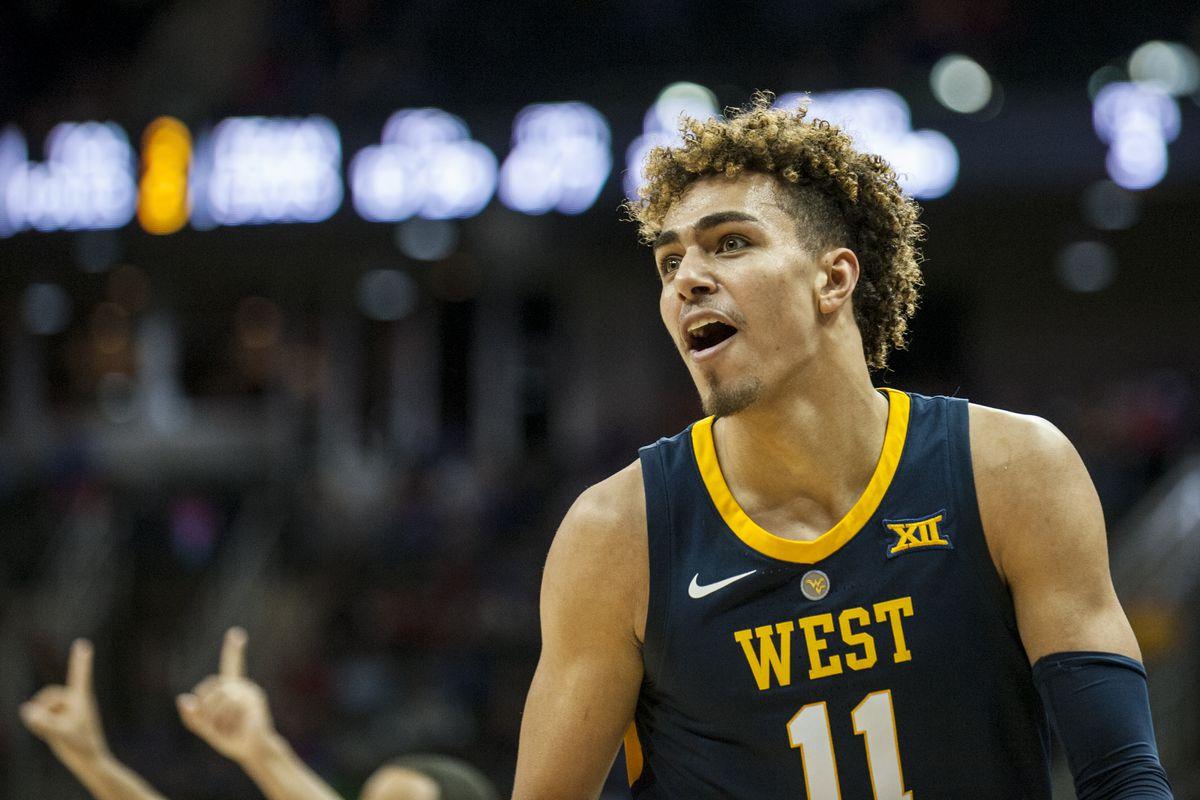 NCAA Basketball: Big 12 Conference Tournament-Texas Tech vs. West Virginia
