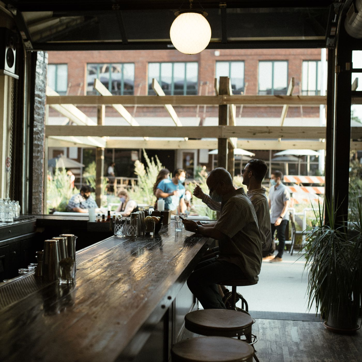 Marin S Food Fuel Opens In Fulton Market From Morgan S Manufacturing Eater Chicago