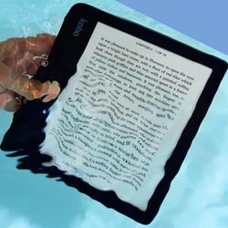 <em>The Kobo Libra 2 is waterproof, just like its predecessor.</em>
